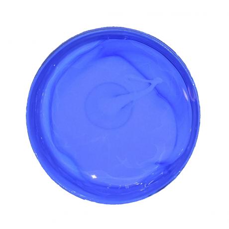 "Pigment en Polyester ""Bleu"""