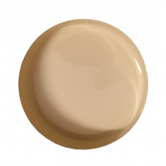 "Pigment Polyester ""Creme"""