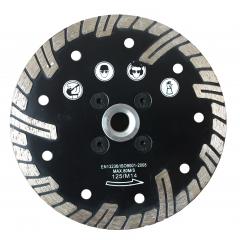 Disque Turbo Ø 125 M14