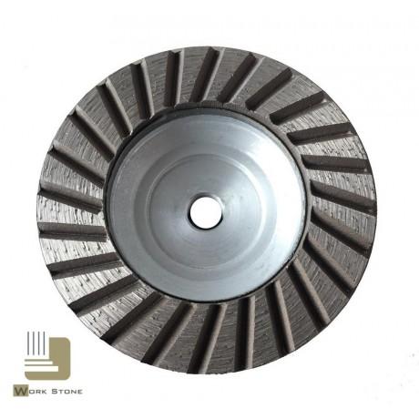 Plateau turbo  Ø 100 aluminium