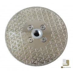 Festplatte Aluminium-Elektrolyt-Kondensator Ø 125 M14