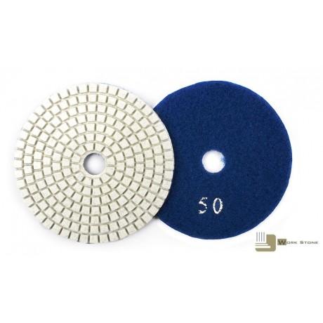 Disc-klettverschluss, - wasser-Gr.50