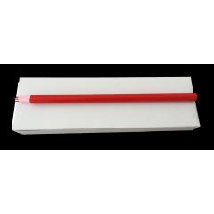 Boîte crayon rouge