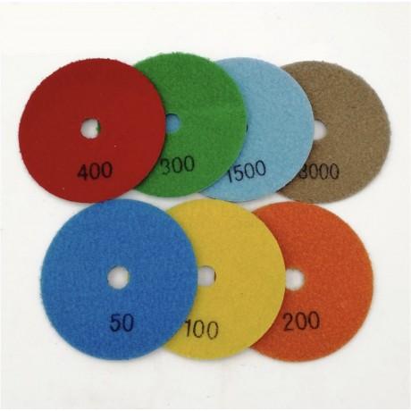 Séries de disques velcro