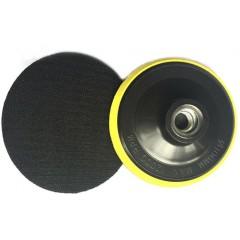 Stützteller klett D100mm